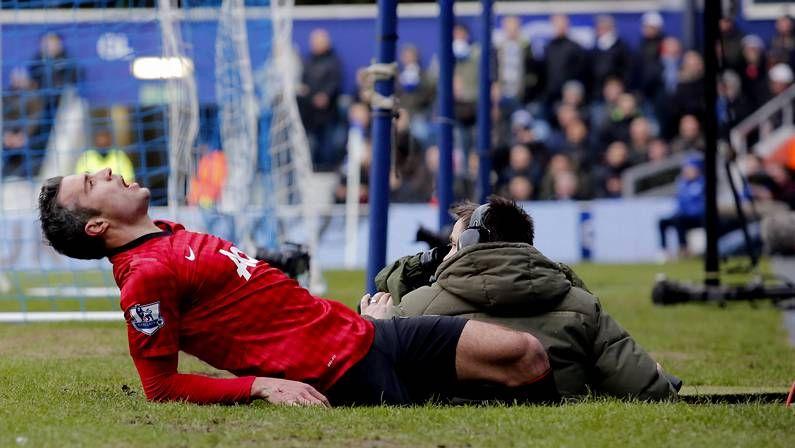 Ryan Giggs, mil partidos con el Manchester United