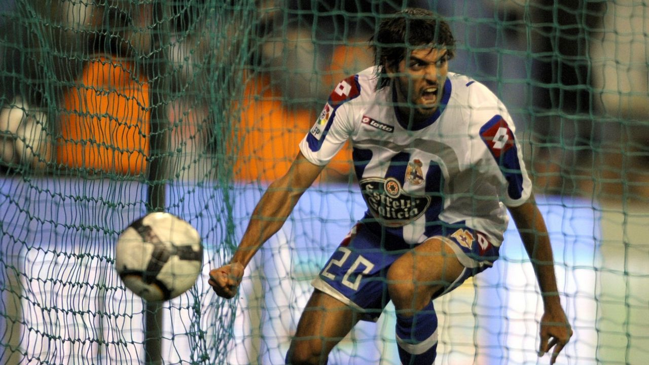 Gol de Lassad al Espanyol