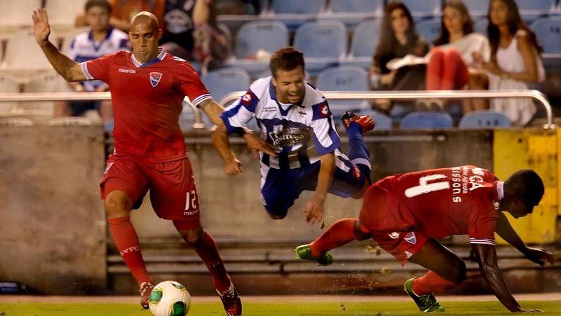 El Deportivo - Gil Vicente, en fotos