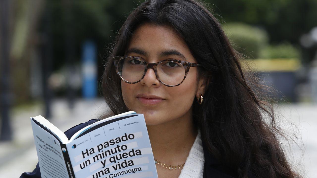 Gabriela Consuegra (Caracas, 1993) debuta en la literatura con una novela confesional sobre la muerte de su padre.