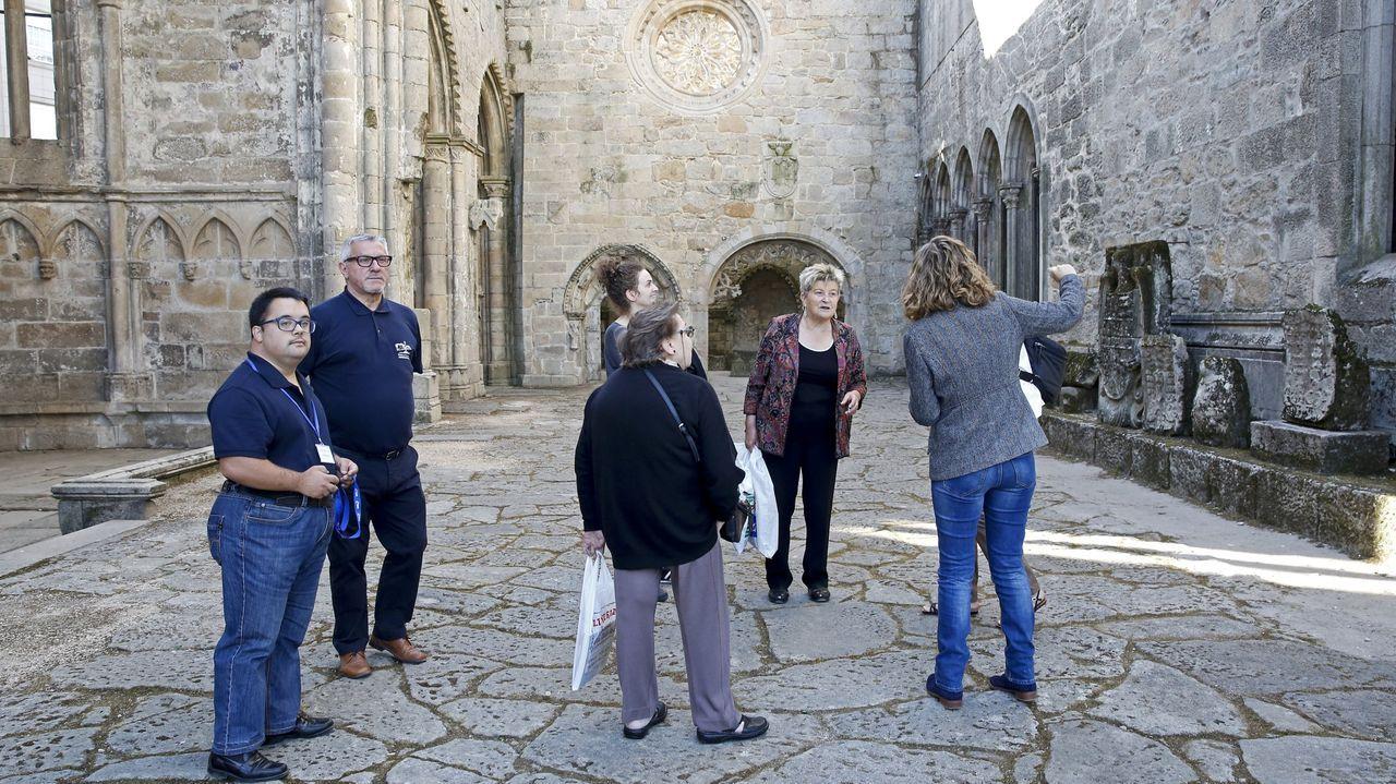 Los diputados Pepa Pardo y Jorge Cubela piden que se exploren nuevas alternativas para el Museo de Pontevedra