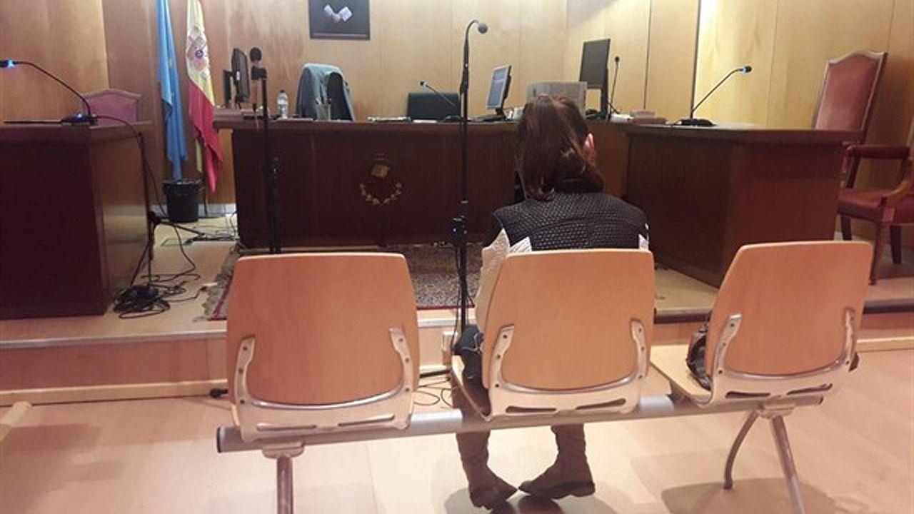 El Juzgado de Avilés acoje el juicio a una vecina a un total de tres años y nueve meses de prisión por un delito de estafa