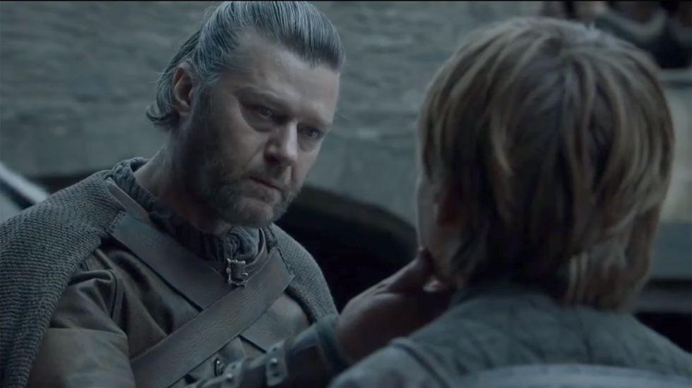 Rickard Stark, padre de Ned