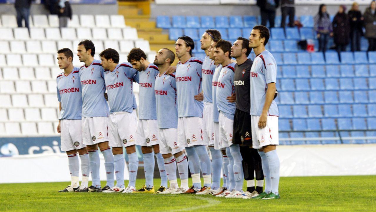 19 - Celta- Villarreal B (0-2) el 21 de noiembre del 2009