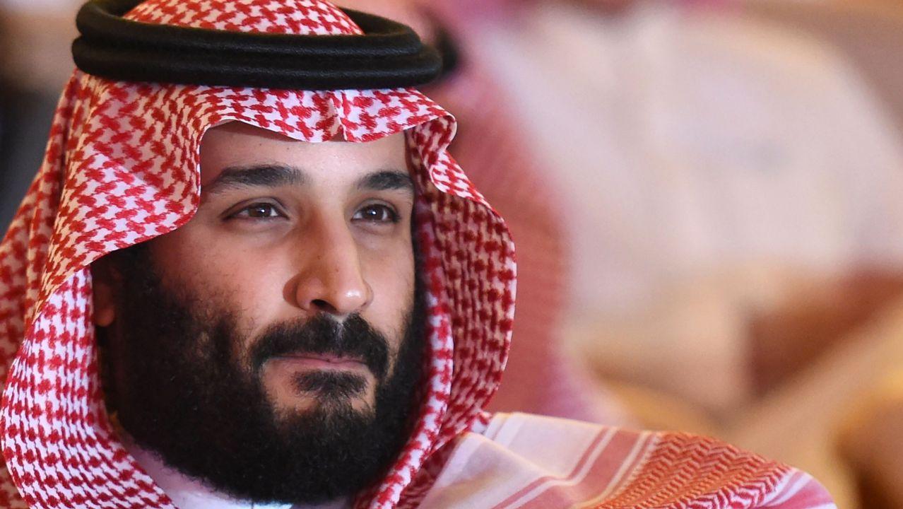 El mundo toma el pulso a la nueva realidad.Mohamed bin Salman