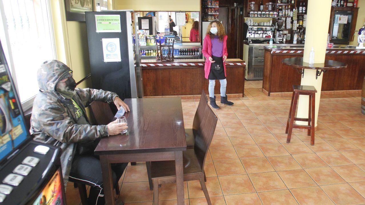 Bar Jupe, en Neda