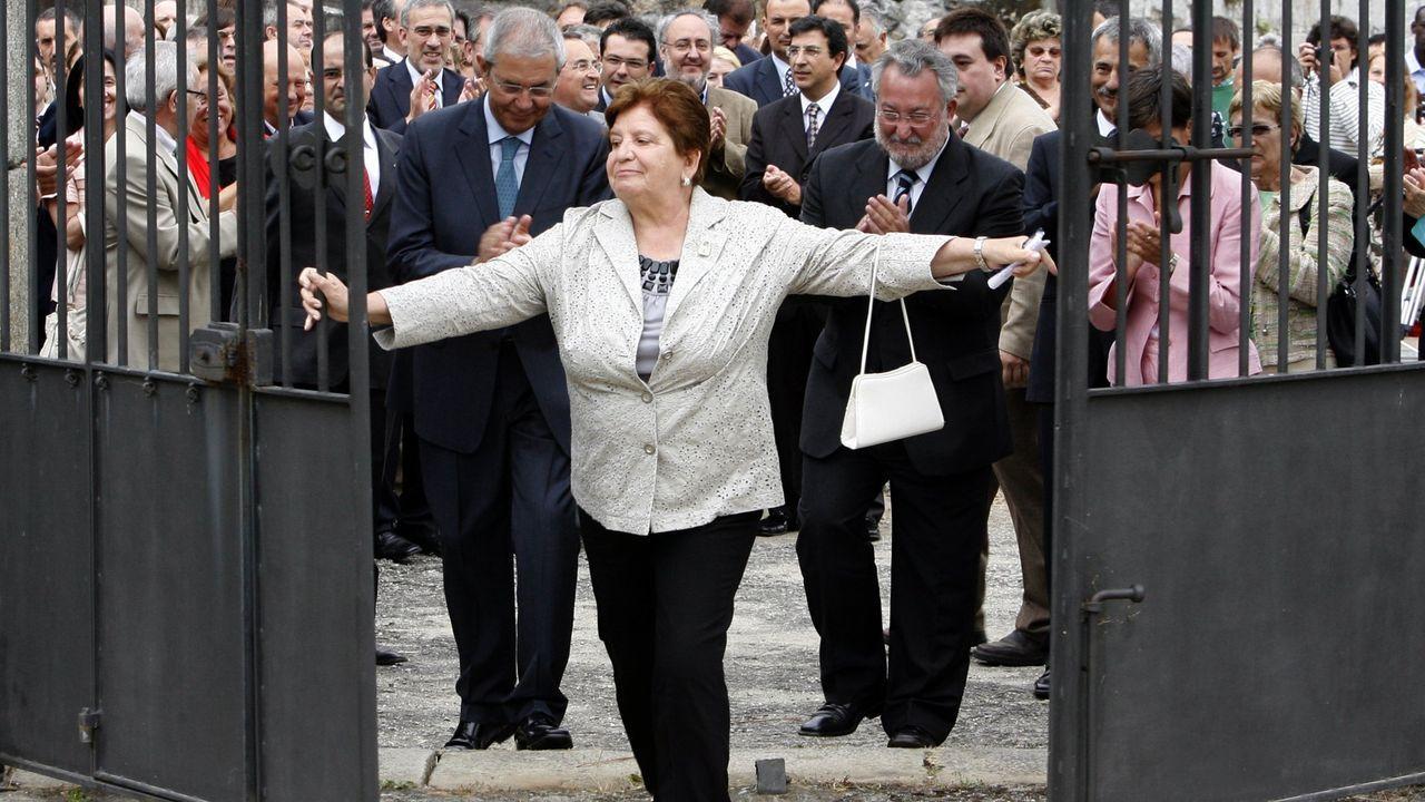 Carmen Avendaño, 30 años a pie de calle.El doctor Fernando Cuadrado desapareció el 29 de diciembre de 1990 en A Coruña