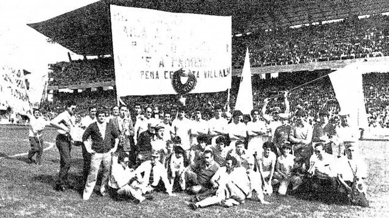 Celta-Getafe en 1982