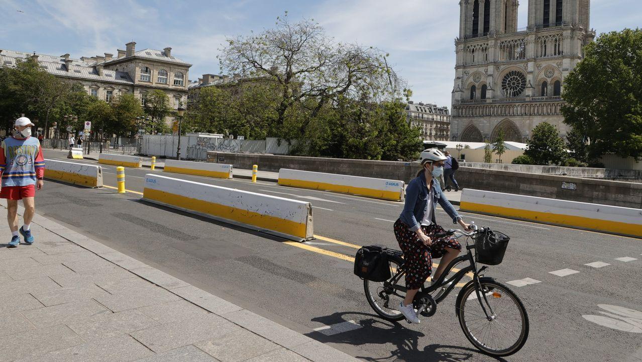 La nueva aplicación de rastreo también tiene sus detractores en Francia