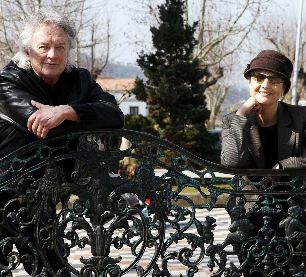 Los fondos artísticos del Torrente Ballester de Ferrol.Alfonso Costa y Ana Veiga participarán en el acto