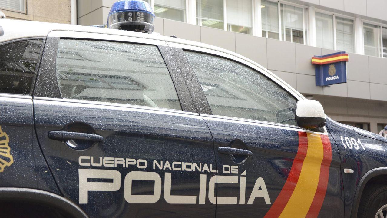 Un joven pereció atropellado en Pontevedra el sábado, junto al puente de A Barca