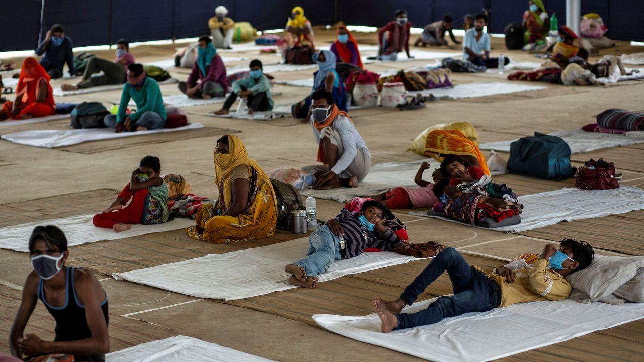 India prolonga el confinamiento hasta el 3 de mayo. En el país hay confirmados más de 10.500 casos