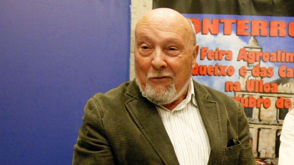 La gira de los ministros tras la investidura fallida.El empresario asturiano José Blanco