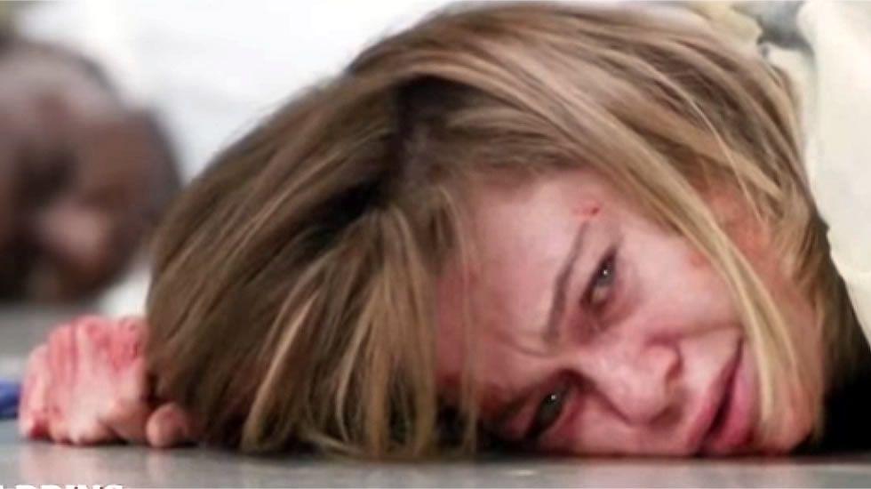 Las tragedias de Meredith Grey.Fotograma de la película «Doce años de esclavitud»