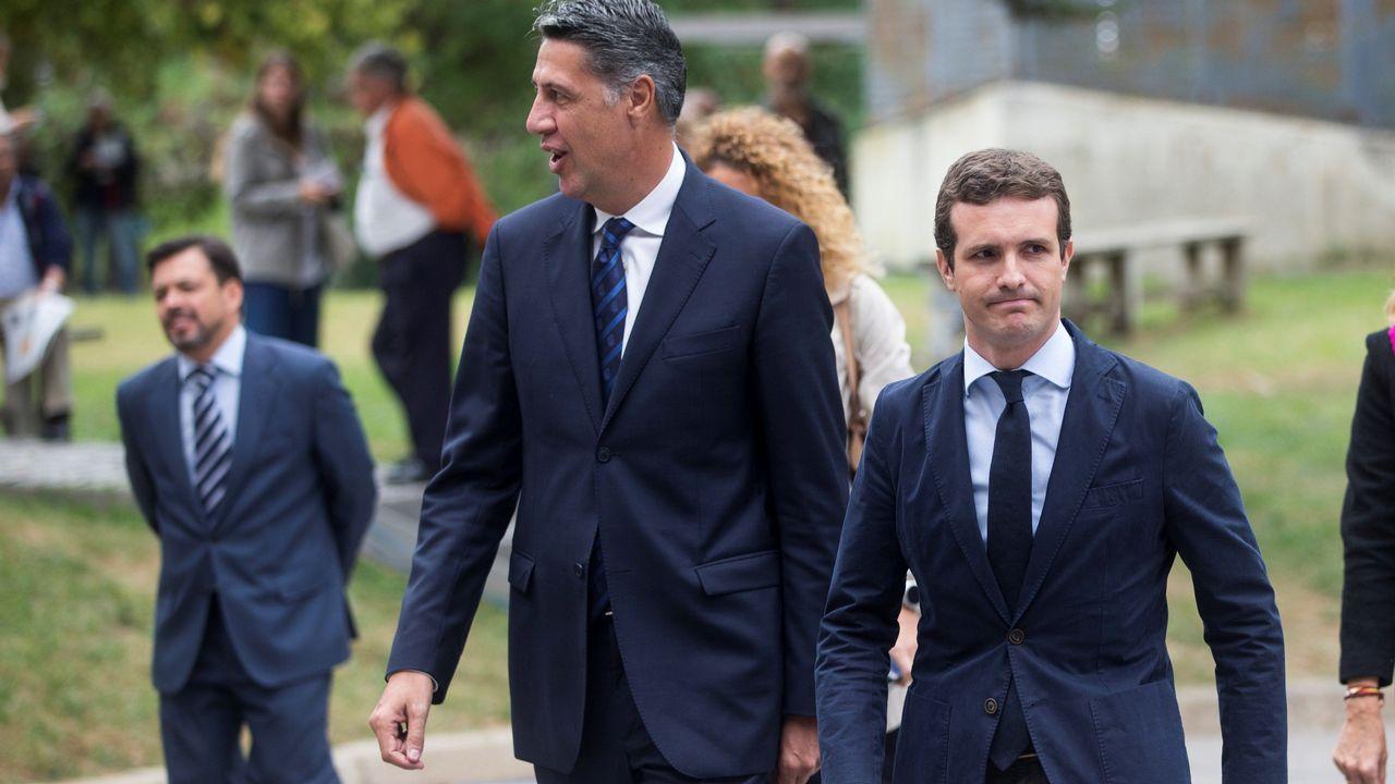 Delgado:  Soy víctima de un presunto delincuente miembro de las cloacas del Estado .Imagen del Parlamento catalán