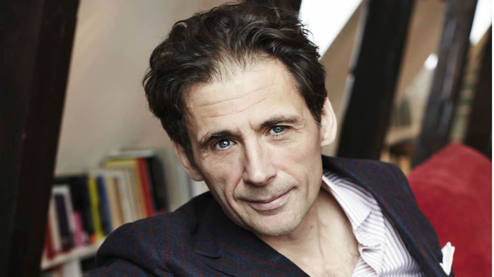 David Lagercrantz, autor de esta nueva entrega de «Millennium»