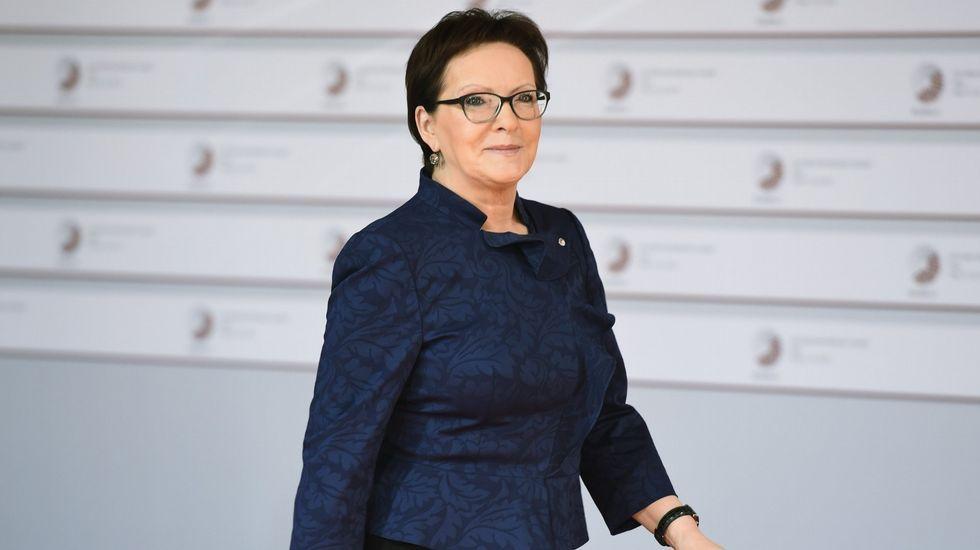 40. Ewa Kopacz