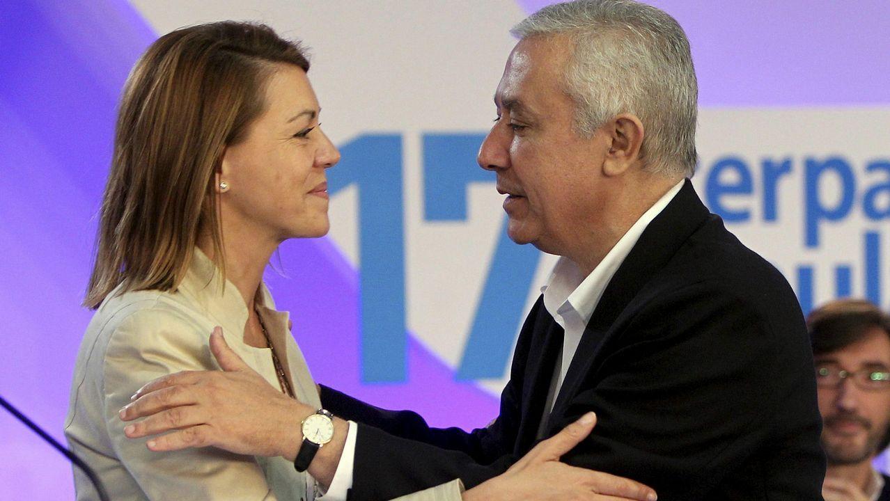 El marido de Cospedal encargó al excomisario Villarejo investigar a Javier Arenas