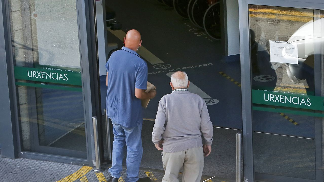 Una de las medidas vigentes en Pontevedra afecta al aforo de terrazas y a la barra de los bares