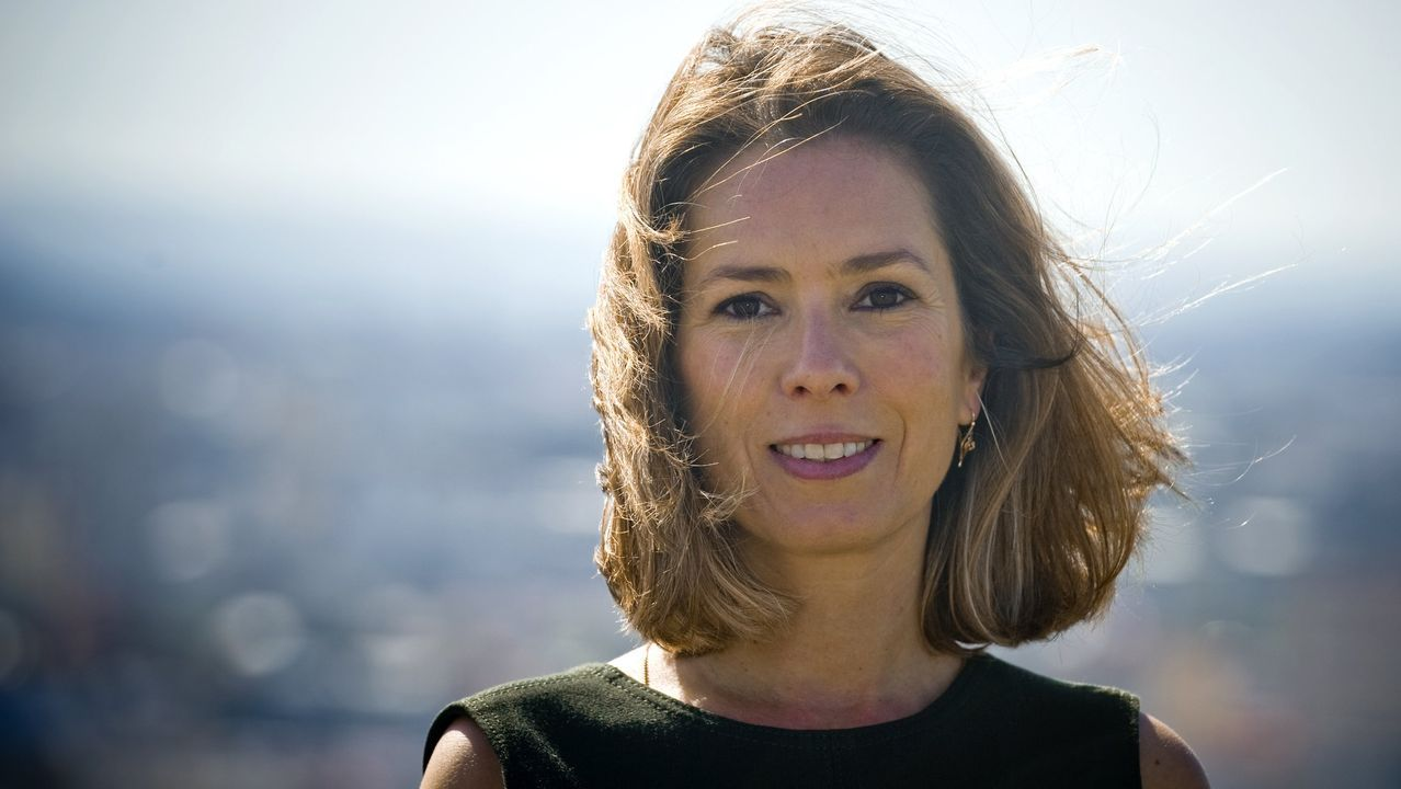 Mónica Martínez, número 2 de Ciudadanos