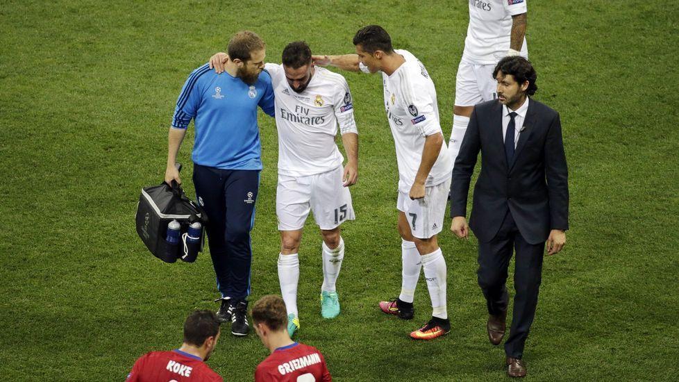 El madridismo enloquece en el Bernabéu con la fiesta de la Undécima