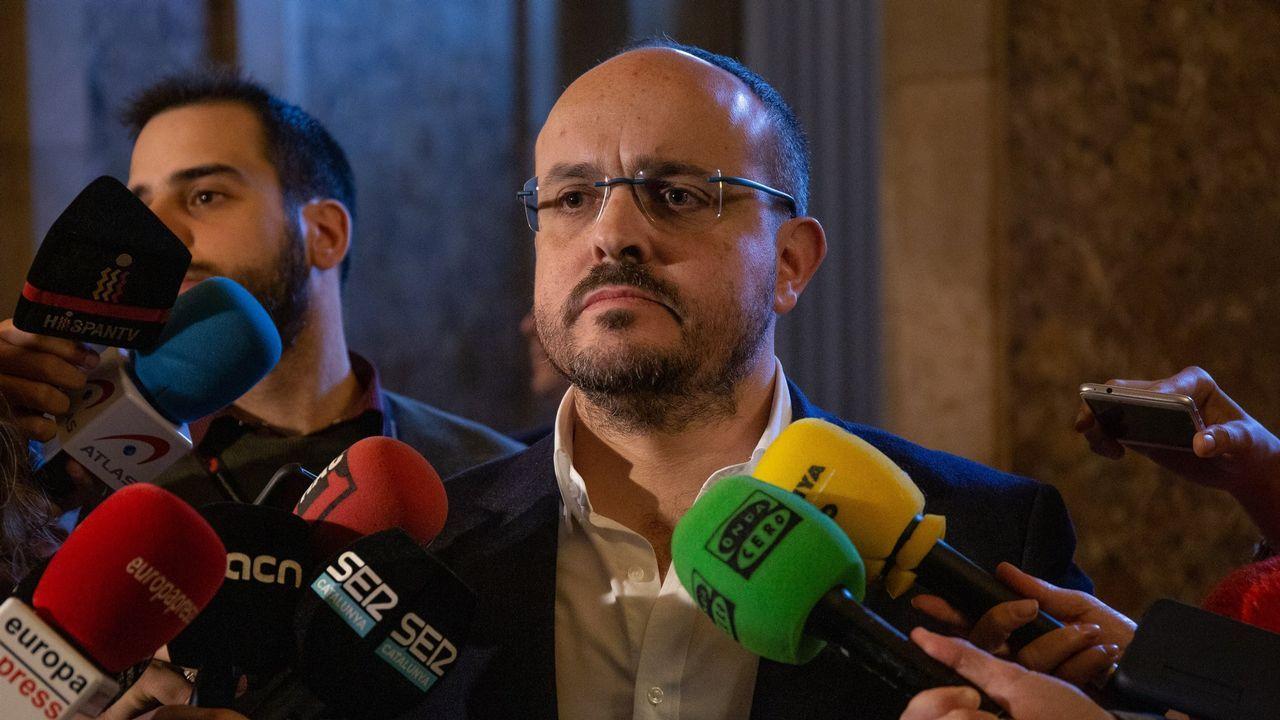 Alejandro Fernández (PP). Este tarraconense es el relevo de Albiol.
