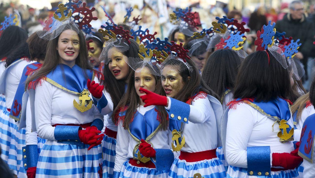 El Carnaval toma la comarca