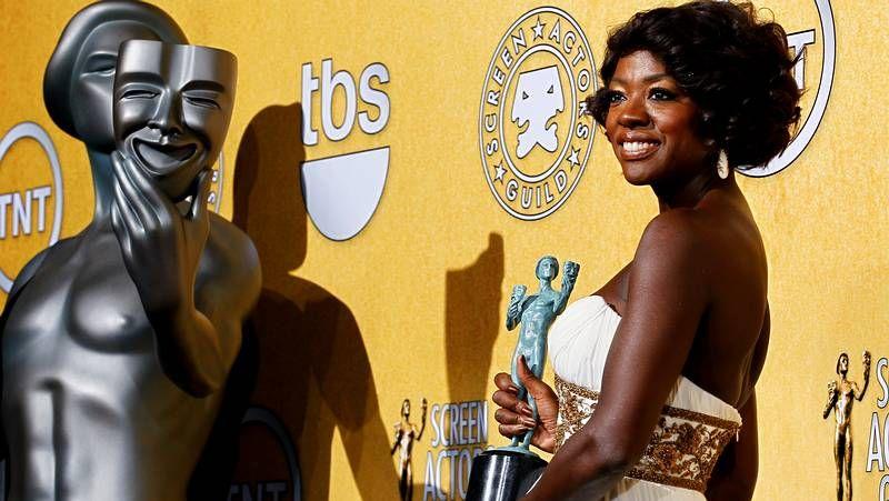 Viola Davis, protagonista de «Criadas y señoras»