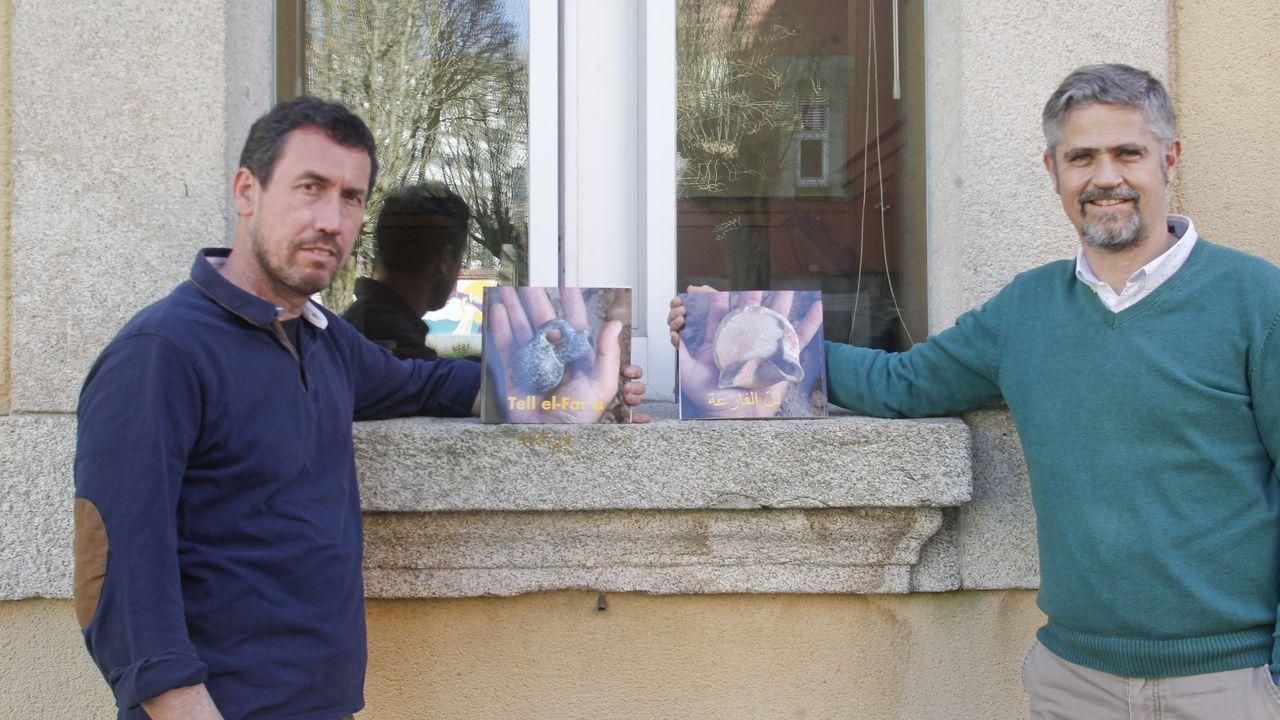 José Pardo y Juan Luis Montero colaboraron en la publicación