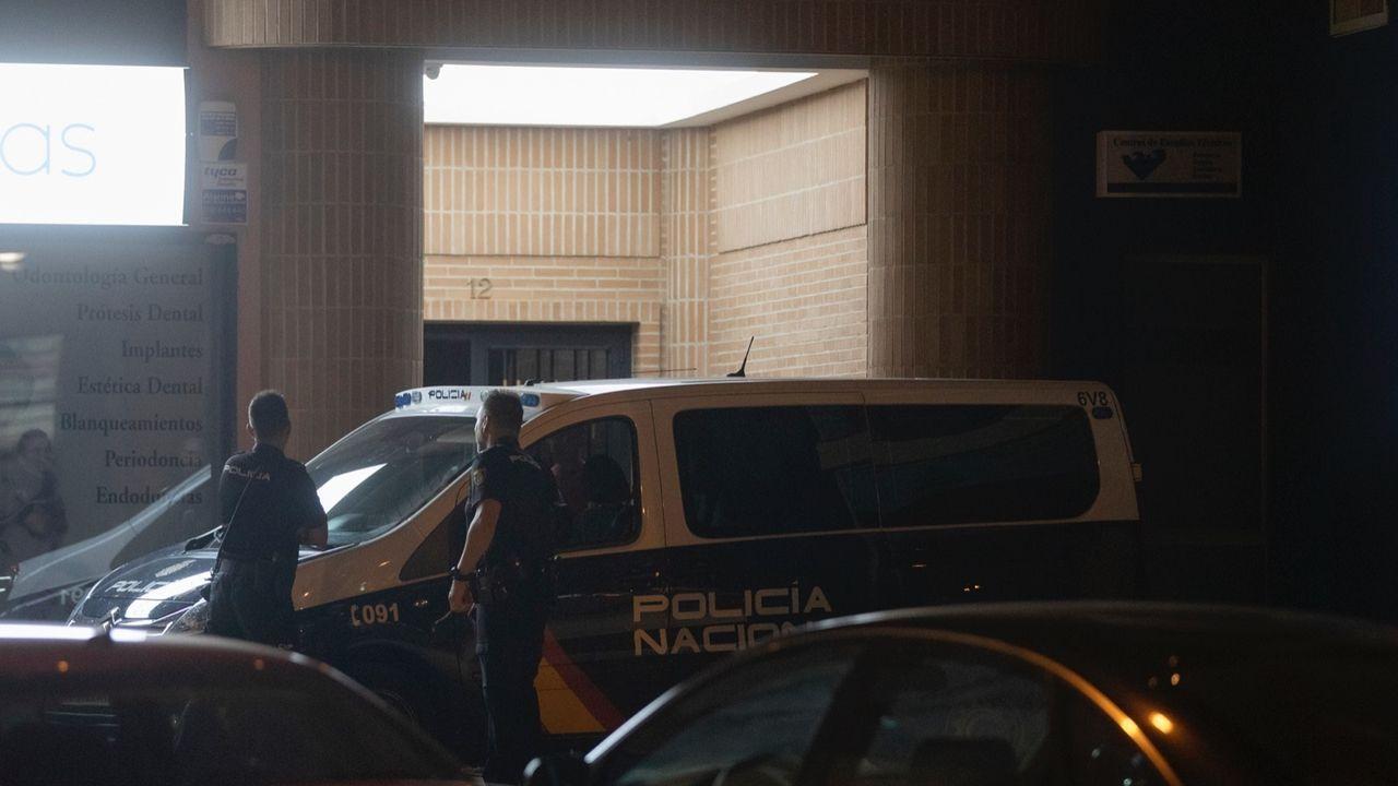 El «thriller» policial «A estiba» llega a TVG