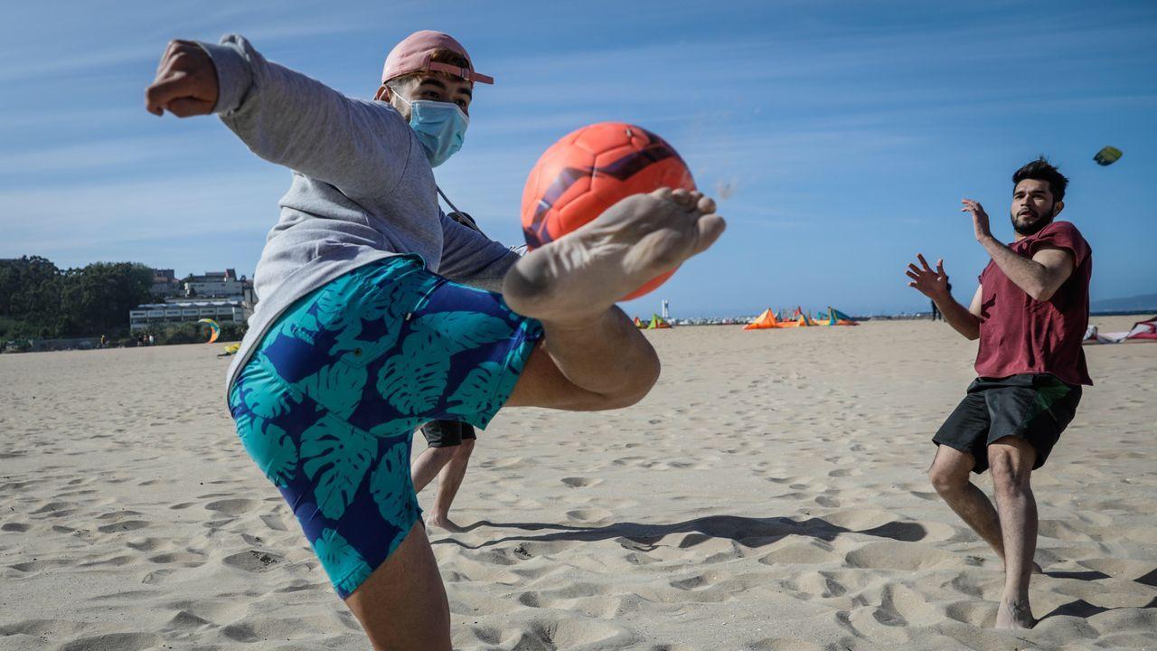 La niebla invadelaría de Vigo tras varios días de temperaturas superiores a 30 grados.La comarca puede presumir de contar con arenales poco masificados en los que disfrutar del mar y del aire libre