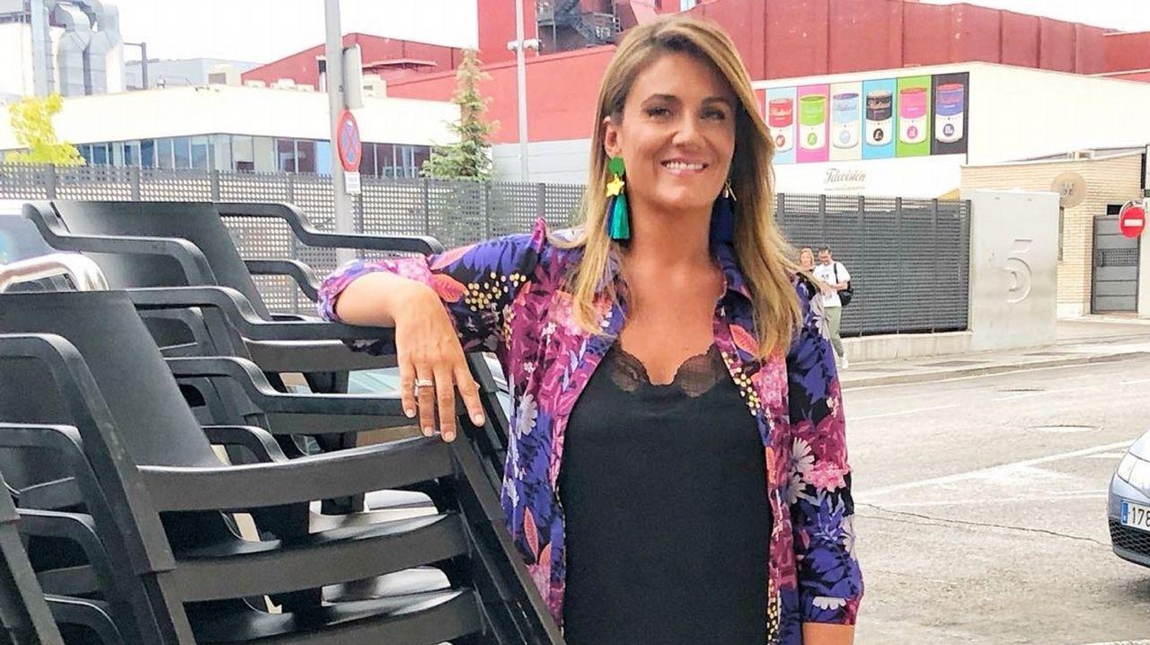 Ana Morollón, finalista del programa «Gira Mujeres»  de Coca-Cola