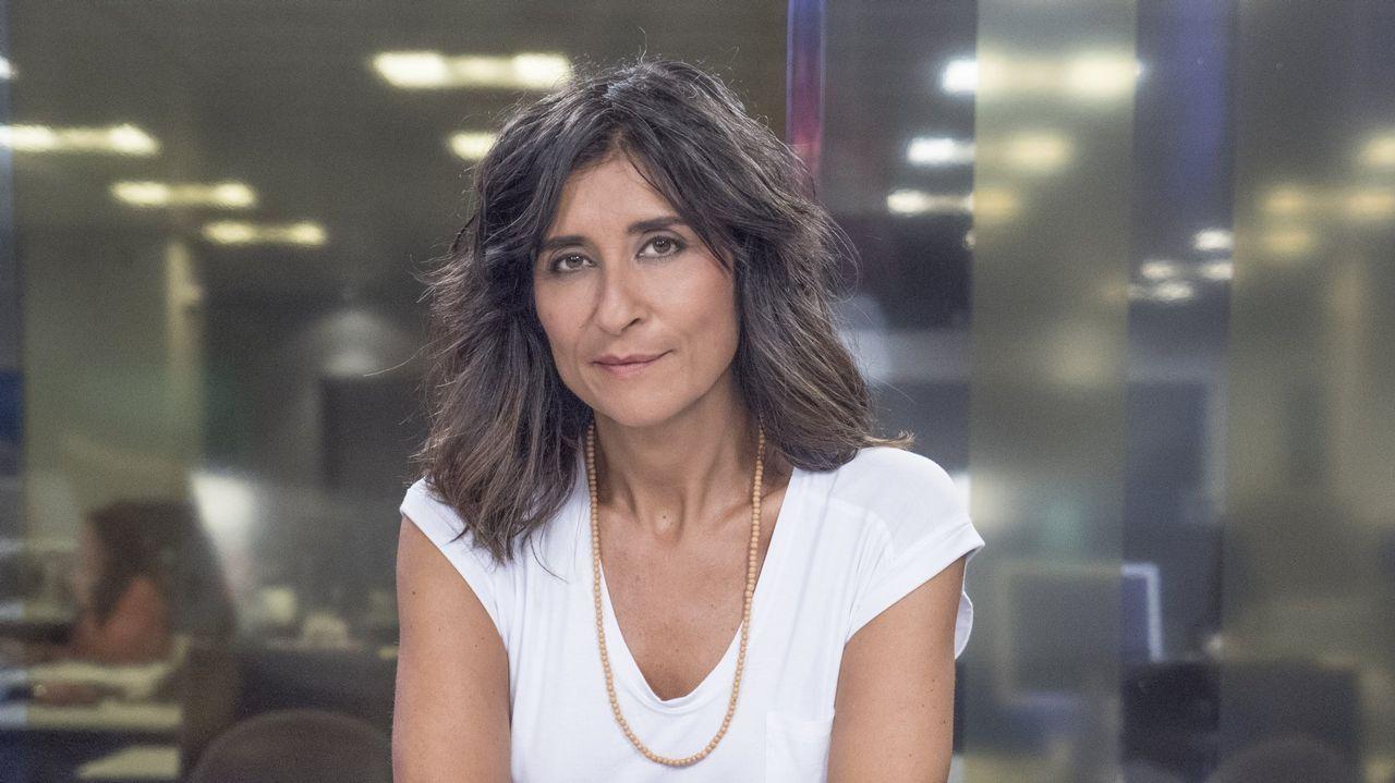 Fernanda Tabarés es una de las periodistas que participa en el encuentro