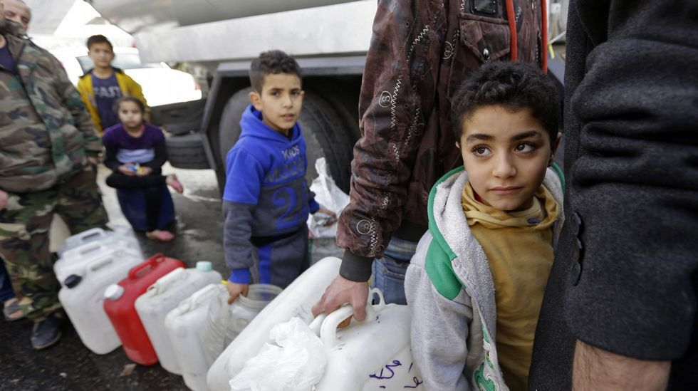 Nuevo ataque químico con víctimas mortales en Siria