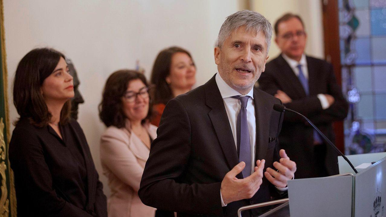 La decision de Marlaska de ligar incentivos a funcionarios con excarcelaciones ha provocado críticas en el sector