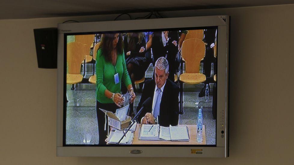 Bárcenas: «No he recibido absolutamente nada del señor Correa ni para mí ni para el PP».Pablo Crespo, juicio de la Gürtel