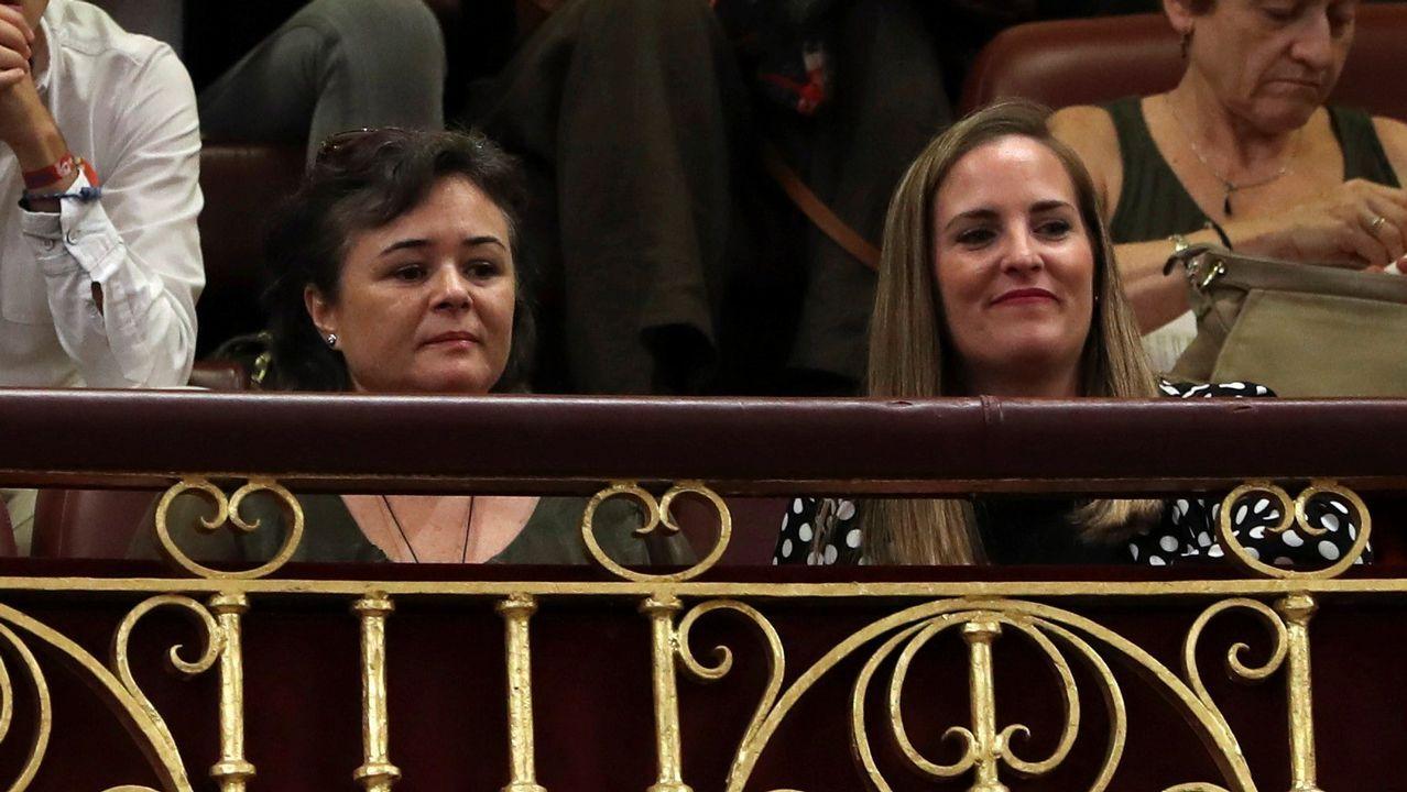El Congreso aprueba el Pacto de Estado contra la Violencia de Género.La central térmica de Soto de Ribera