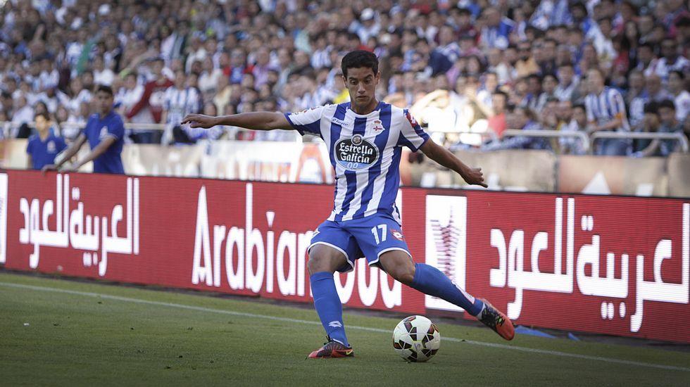 Salomão, recuperado de su grave lesión, apenas participó hasta el final de Liga. Pero fue decisivo con el gol en el Camp Nou.