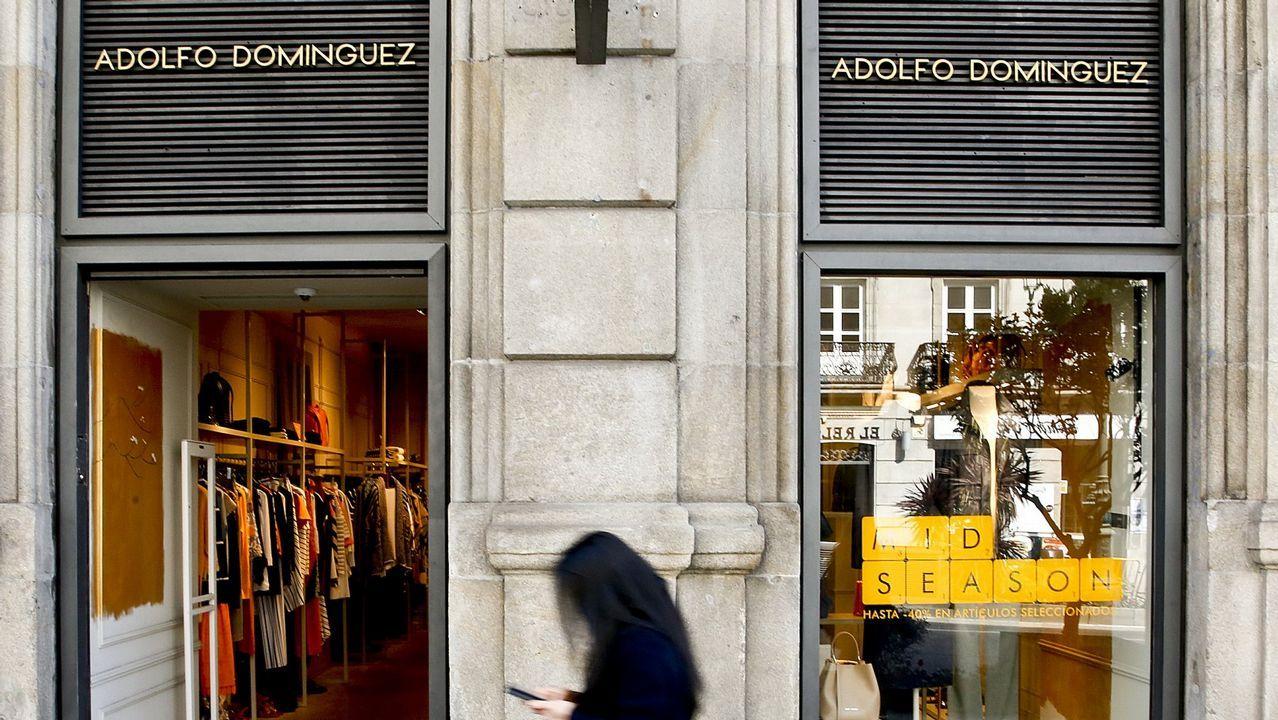 Tienda de Zara en Milán