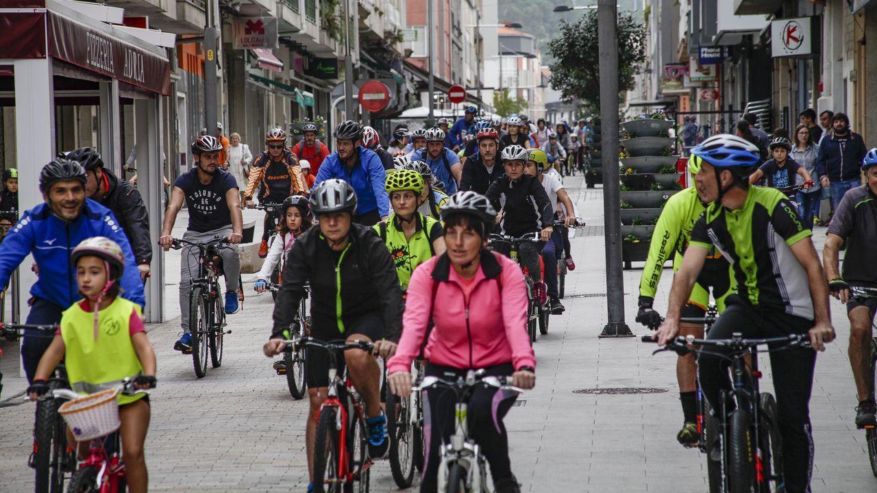 ¡Búscate en el Día da Bici de Boiro!