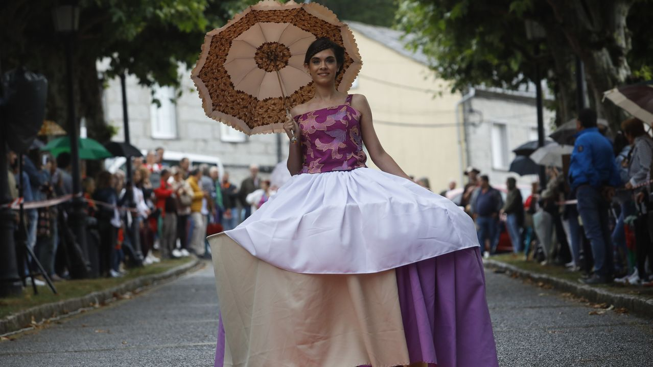 Castroverde presume de moda y artesanía
