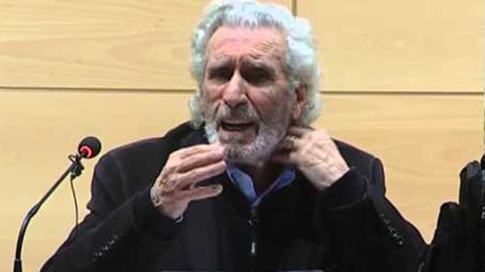 Tinín Areces emplaza al PSdeG a canalizar más las demandas de Galicia a través del Senado.José Luis García Rúa