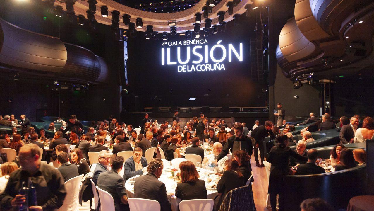 Gala solidaria Ilusión, en la sala Pelícano