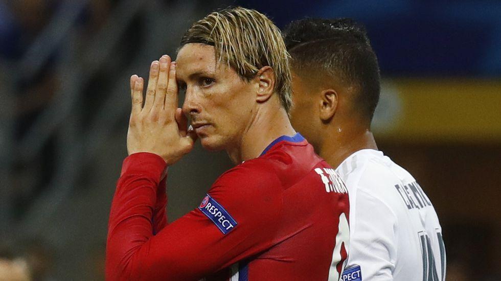 Torres renueva por una temporada con el Atlético