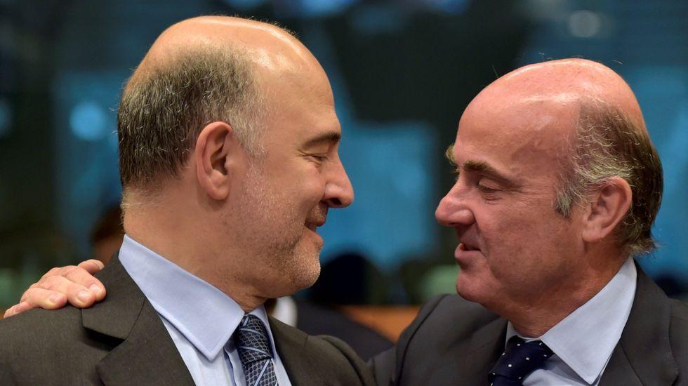 De Guindos, en la reunión del Ecofin