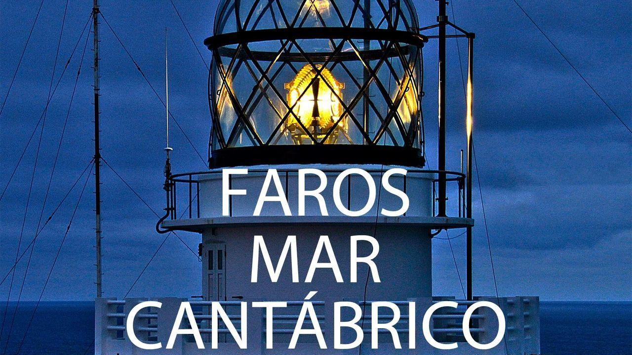 Las espectaculares imágenes que deja Fabien en Ferrol