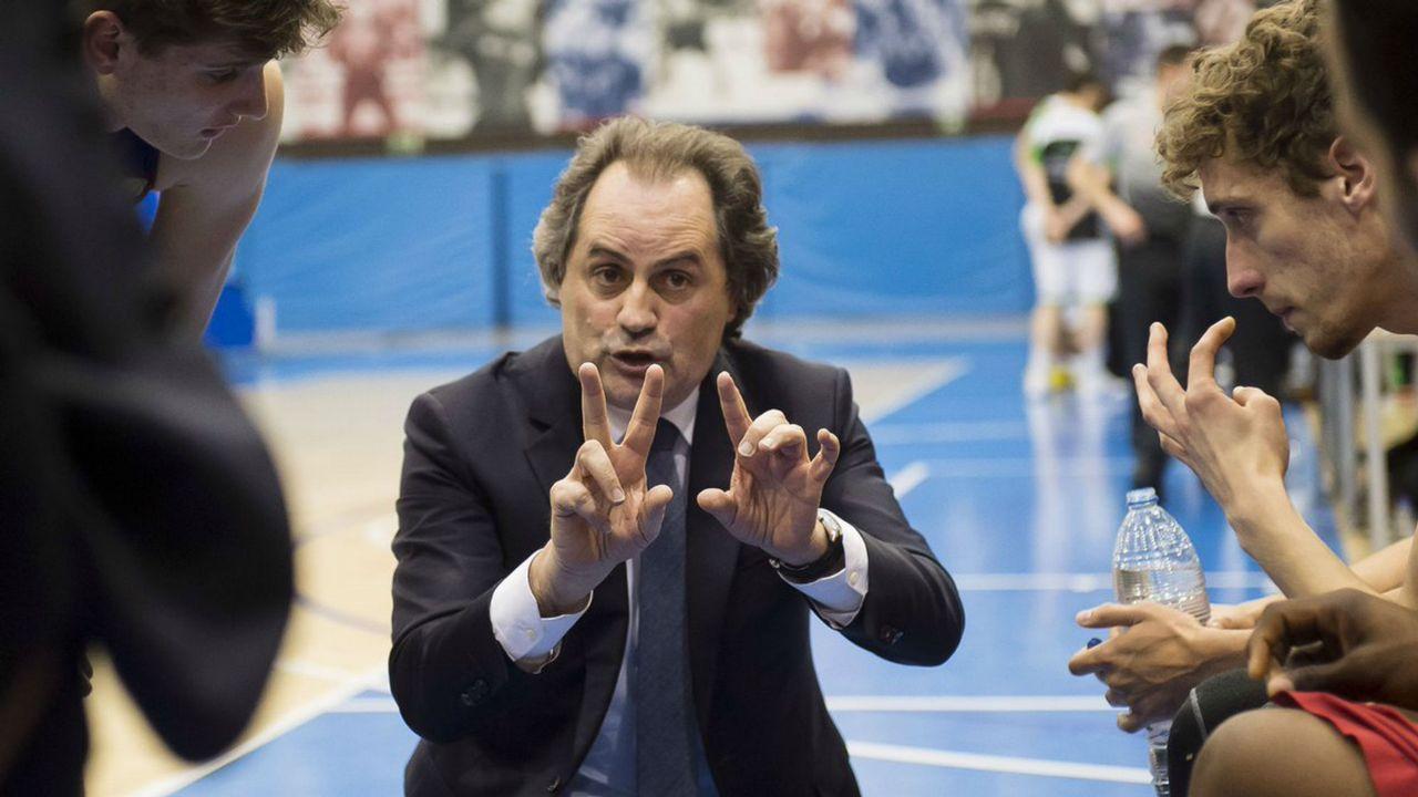 Anquela Requexon Real Oviedo.Ramón Folch entrenando en El Requexón