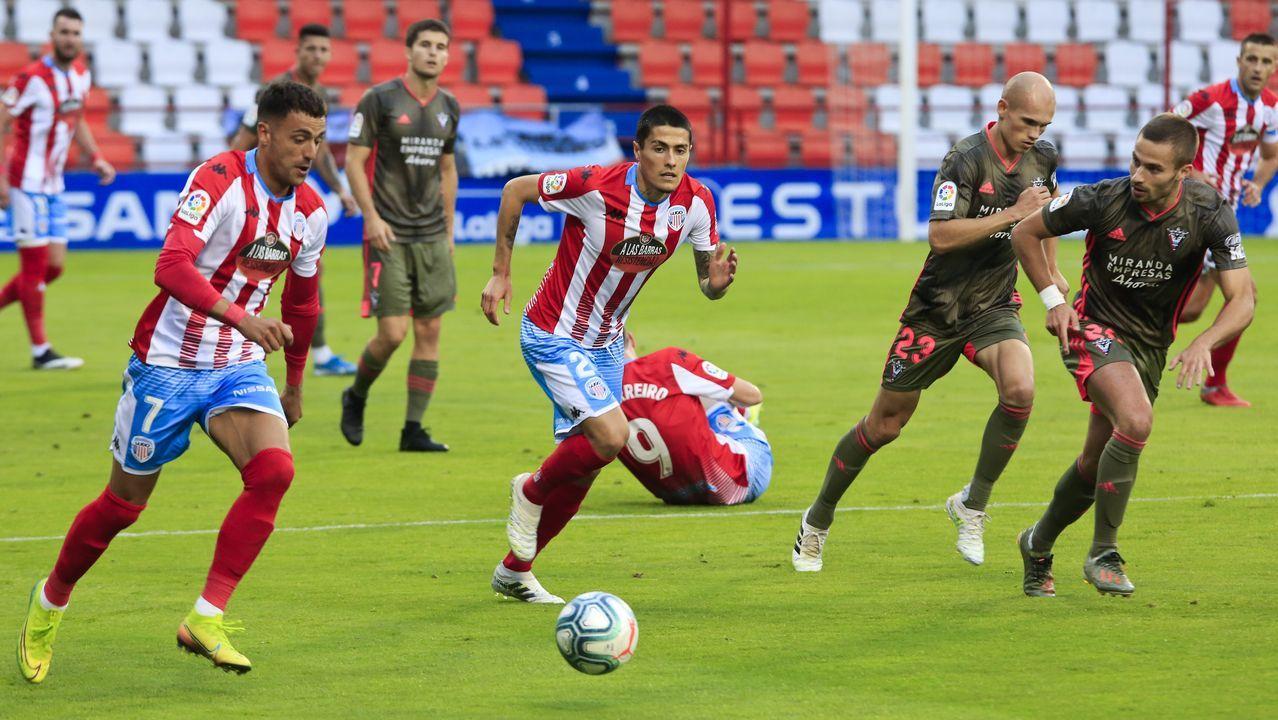 Richard Barral: «Solo vamos a aceptar que se repita toda la jornada».El Castellón celebra el ascenso a Segunda División