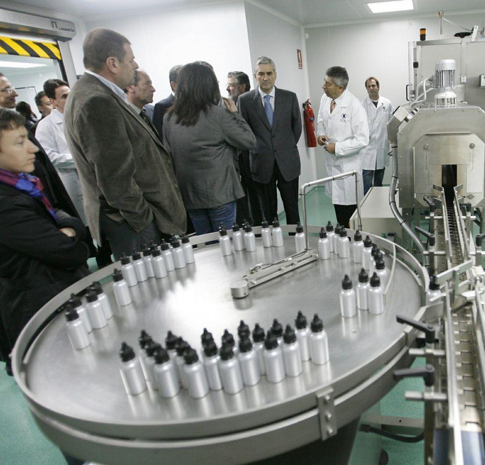 Lo que los narcos nos dejaron, otros lo aprovecharán.Los laboratorios fueron inaugurados en 2008.