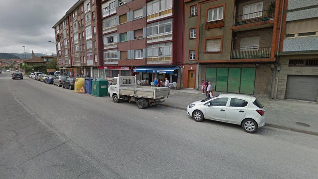 Calle Santa Apolonia (Avilés)